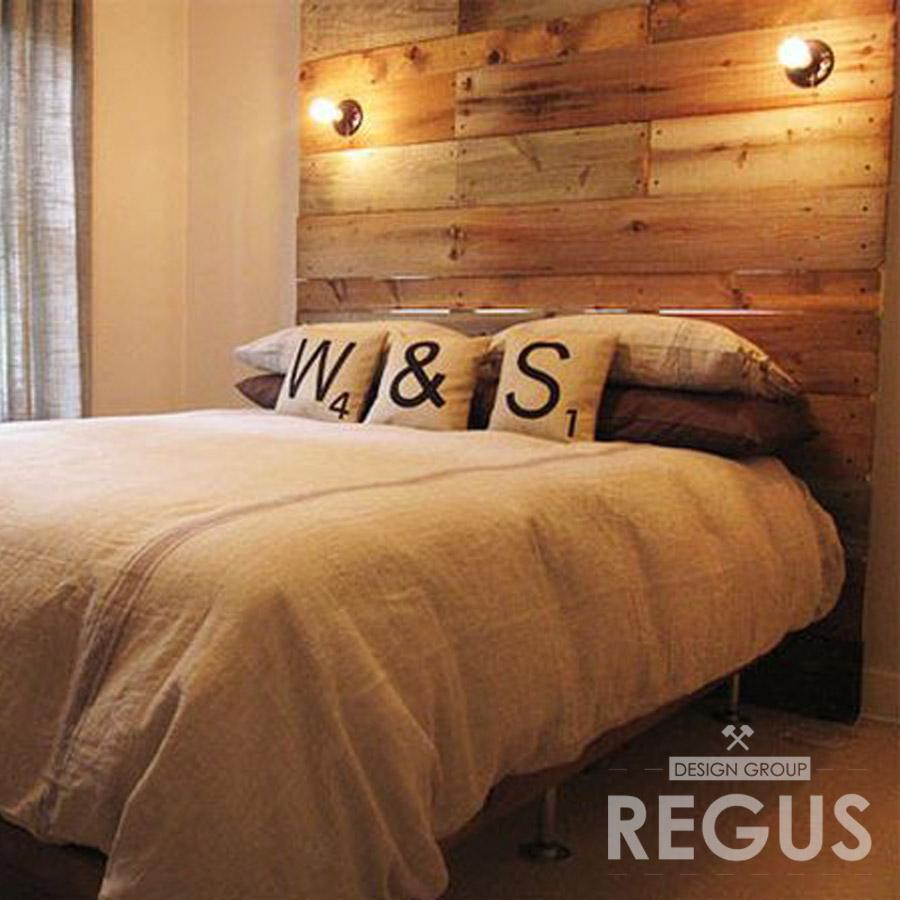 Деревянные кровати  изголовье фото